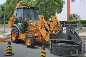 凯斯580N挖掘装载机图片集