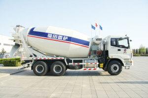 福田雷萨BJ5253GJB-4(12F) 搅拌运输车图片集