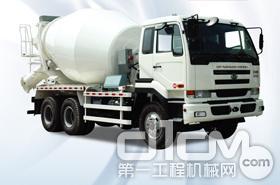 华建东风10m3混凝土运输车