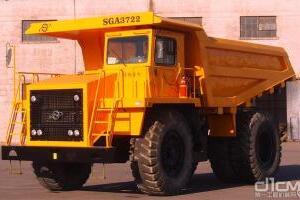 柳工SGA3722(42吨)非公路卡车图片集