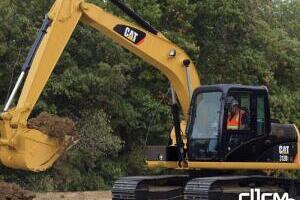 卡特彼勒312D GC履带挖掘机图片集