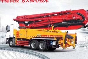 三一SY5271THB 38E泵车图片集