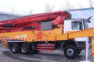 三一SY5330THB 490C-8S泵车图片集