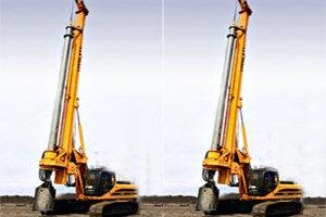 雷沃FR612B雷沃旋挖钻机图片集