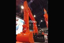 5A矿山挖掘机将于3月上市