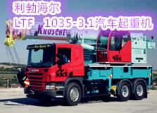 利勃海尔LTF 1035-3.1汽车起重机