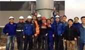 中联淮安项目运营