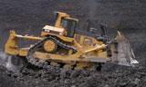 卡特D11推土机工作视频
