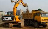 JS130挖掘机