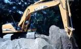 凯斯CX210B挖掘机视频