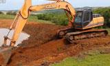 凯斯9030B挖掘机视频
