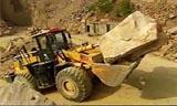 山工ZL50F装载机产品客户反馈