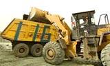 山工SEM650装载机产品客户反馈(宁夏)