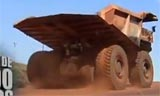 卡特彼勒797F卡车试驾视频