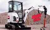 山猫Bobcat E20无尾挖掘机