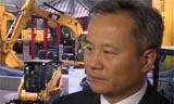 卡特彼勒中国区高层领导-陈其华先生采访
