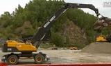 沃尔沃 EW210D 挖掘机