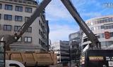 沃尔沃250D长臂挖掘机视频