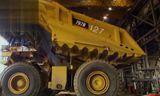 卡特彼勒矿用卡车的诞生视频