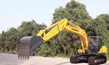 国机重工挖掘机产品视频