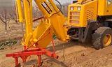 多功能挖掘装载机 工业农业一手抓的好机械