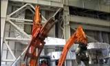 两头蛇、双尾蝎!罕见的两臂挖掘机!工程机械人速来围观!