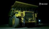 Epic Drifting a 200ton Mining Truck EMC