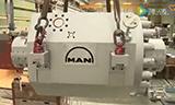 德国MAN 工厂柴油机生产