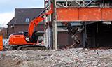 卡特彼勒 324E挖掘机拆迁
