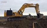小松PC800-8挖掘机在装车