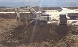 利勃海尔984C挖掘机视频
