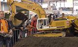 RC遥控利勃海尔954挖掘机