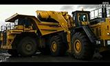 小松WA900-3铲车视频