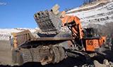 Hitachi 日立EX3600正铲矿山挖掘机装车