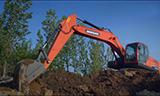 斗山挖掘机——节油王者DX215-9C
