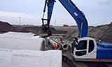 一种新式工装让挖掘机安装涵管变得高效