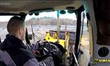 杰西博4CX ECO 轮式装载机工作