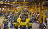 Hyster叉车制造工厂