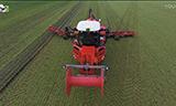 约翰迪尔农业机械工作