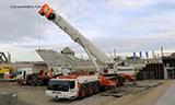 利渤海尔LTM 1500-8.1全地面起重机与格鲁夫GMK 6400全地面起重机