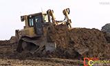 卡特彼勒 D7R LGP推土机工作