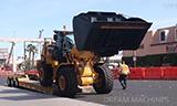 卡特988K装载机运输