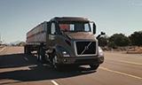 沃尔沃全新VNR系列长头卡车