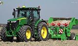 约翰迪尔马铃薯播种机械