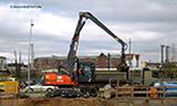 阿特拉斯230MH长臂挖掘机视频