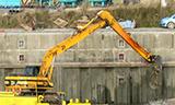 杰西博220LR长臂挖掘机