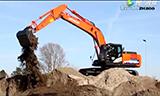 节能环保高效可靠 日立ZH200-5A混合动力挖掘机上市