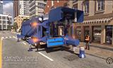 未来多功能公路养护车