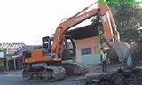 日立Zaxis110MF挖机