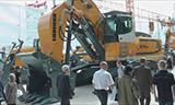 利勃海尔R976HD正铲挖掘机